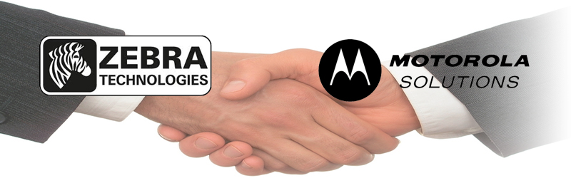 zebra acquisisce motorola solution